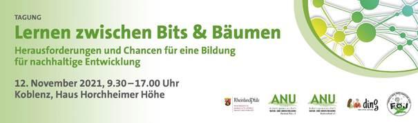 """Online-Tagung """"Lernen zwischen Bits & Bäumen"""" (2021)"""